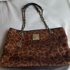 DKNY Giraffe Handbag